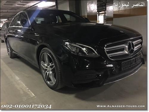mercedes e200 2018 car rental 7