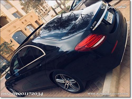 mercedes e200 2018 car rental   3
