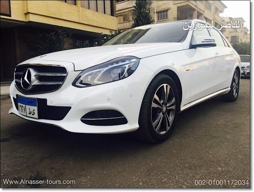 mercedes E200 2016 white 6