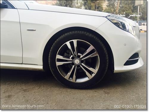 mercedes E200 2016 white 10