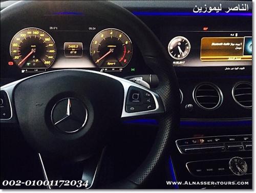 mercedes e200 2018 car rental12