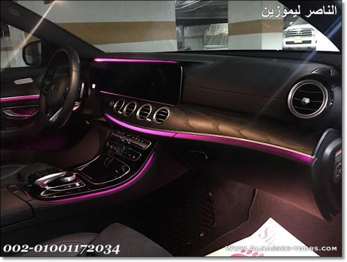 mercedes e200 2018 car rental 11